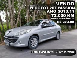 Peugeot vendo/troco - 2010