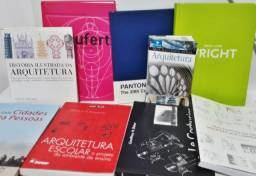 Kit 9 livros arquitetura