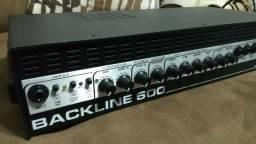 Amplificador Gallien-Krueger Backline 600