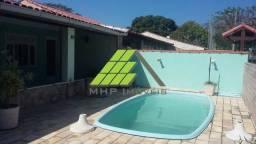 Casa 3 quartos em Iguaba Grande, com dependência completa