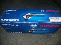 Esmerilhadeira Angular 5 1700w 220v Gws 17-125 Cie Bosch