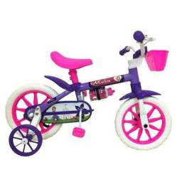Bicicleta Aro 12 Violet / Fireman