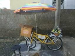 Bicicleta cargueira!!