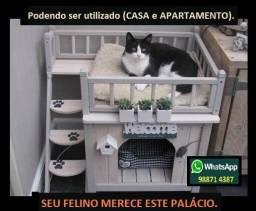 Palácio Pet Gato!