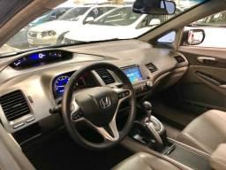 Honda Civic LXL 1.8 , 10/11 completo pegamos carros e motos como entrada - 2011
