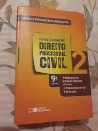 Livro direito processual civil 2