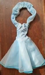 Vestido boneca barbie antiga da estrela Lia