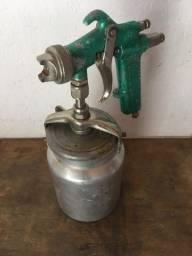 Pistola para pintura alta pressão