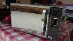 Forno microôndas Philco PME25 espelhado