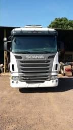 Scania 440 2013/2013 | Branca - Carroceria: Cavalo Mecânico Tração: Tração 6x4 - 2013