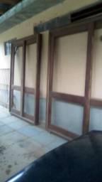 Porta madeira ibuia