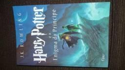 Livro Harry Potter e o Enigma do Príncipe- novo