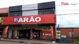 Prédio comercial, mercado, 04 apartamentos, planaltina, brasilia df