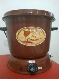 Derretedeira eletrica para chocolate