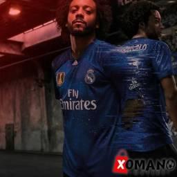 Camiseta Limitada Real Madrid | Flamengo, Barcelona, Psg Jordan, Corinthians