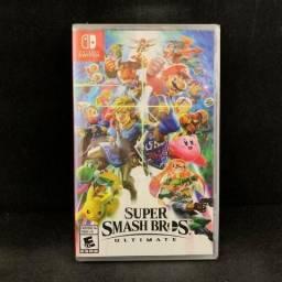 Super Smash Bros. Utimate - Nintendo Switch (Lacrado)