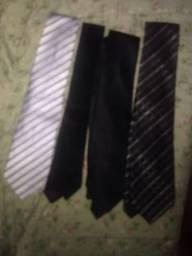 Gravatas para uso roupa social