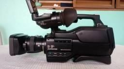 Filmadora profissional sony hxr-mc 2000