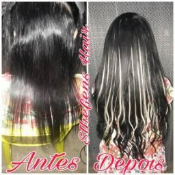 Sthefens_hair super promoção de carnaval aplicação de mega hair apartir de 120