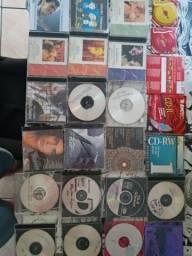 CD's diversos tudo por 20