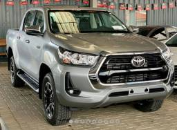Nova Toyota Hilux SRV 4X4 2021