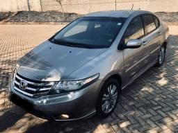 Honda city lx 1.5 automático 2014 flex ipva pago