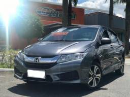 Honda CITY Sedan LX 1.5 Flex 16V 4p Aut. 2016/2016