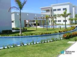 Apartamento com 1 dormitório à venda, 85 m² por R$ 420.000 - Porto das Dunas - Aquiraz/CE