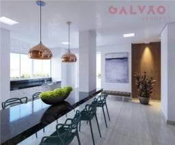 Apartamento à venda com 2 dormitórios em Seminário, Curitiba cod:AP37763