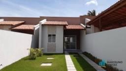 Casa com 3 dormitórios à venda, 75 m² por R$ 163.990,00 - Mangabeira - Eusébio/CE