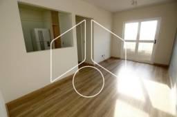 Apartamento à venda com 1 dormitórios em Marilia, Marilia cod:V7439