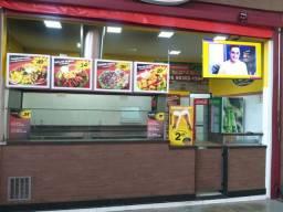 Montagem completa para Fast Food Macarrão ao Vivo