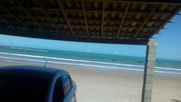 Casa de frente pro mar Pontal do peba