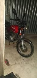 Vendo ou troco moto toda original - 1985