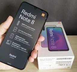 Celular Xiaomi Redmi Note 8 64GB (Novo)