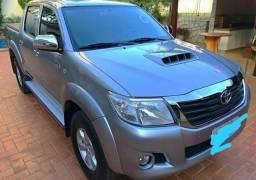 Toyota Hilux 2015 Raridade - 2015