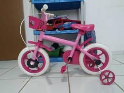 Bicicleta infantil - 100,00