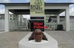 Residencial Rios das Flores, Pronto pra morar