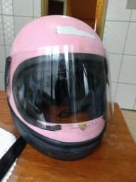 Capacete para motoqueiro