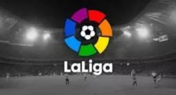 Print raro do Barça, Real e Atlético fora do G4 da Laliga