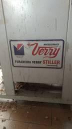 Furadeira Horizontal Verry Stiller para marcenaria