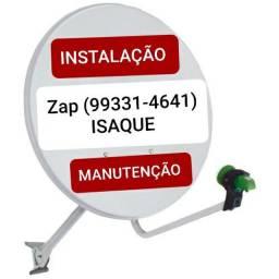 Instalador de Antenas Santa Luzia e Região