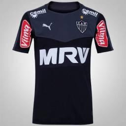 Camisa De Goleiro Do Atlético Mineiro Ii 2015 Puma Tamanho G
