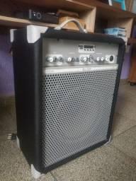 Caixa de som amplificada ll audio - Multiuso