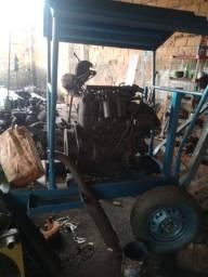Motor mwm 3 cilindro