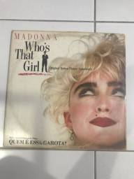 Vinil Madonna who?s that girl