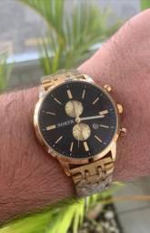 Um dos relógios mais top da nossa coleção, NORTH com desconto pra hoje.