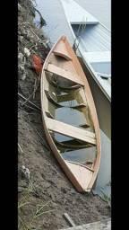 Quero comprar canoa pequena