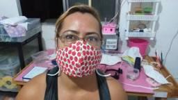 Mascaras Algodão