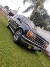 Ford Explorer XLT 94 GNV legalizado